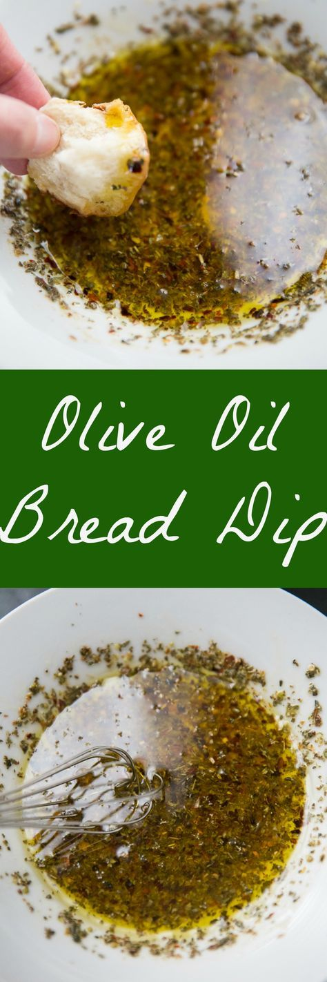 This olive oil bread dip is the perfect appetizer for any occassion. It is has spice and flavor and pairs with anything! The best part is it literally takes minutes to throw together! via @Lemonsforlulu