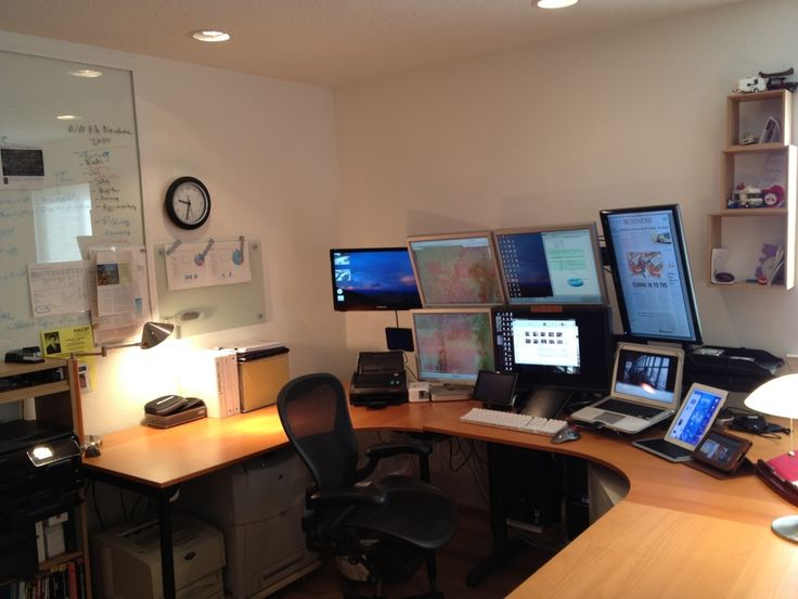 Desk Ideas This With Home Office Setup Ideas Great Ideas About Office