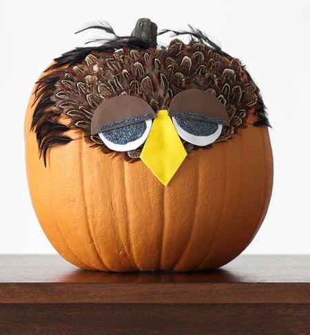 Осенние поделки: Что сделать из тыквы и как ее украсить (25 фото) | Дары природы | DecorWind.ru
