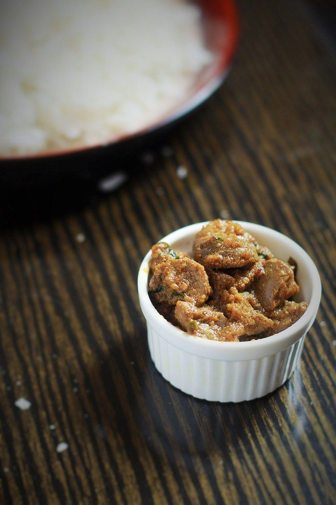 Lamb Kidney Recipe or the Gurda Masala. A tasty and simple preparation which will make cooking the lamb kidney as simple as a breeze. Follow...