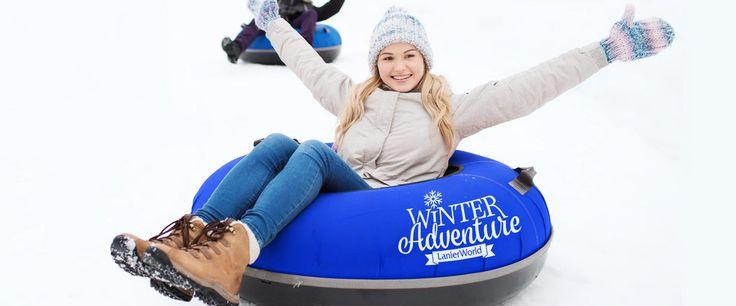 Amusement & Theme Parks in Georgia   Winter Adventure at Lanier Islands   Amusement Parks near Atlanta