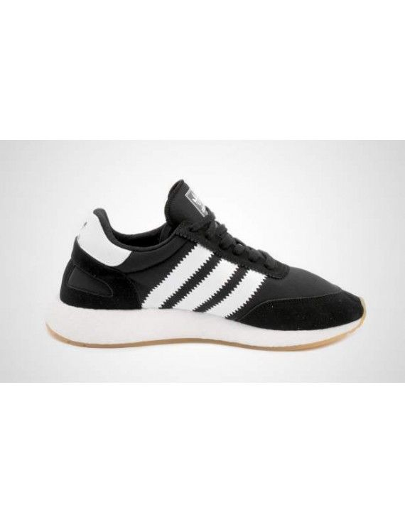 sports shoes ee0d3 884b7 Scarpa Adidas Iniki Runner Nere Bianche Sconto