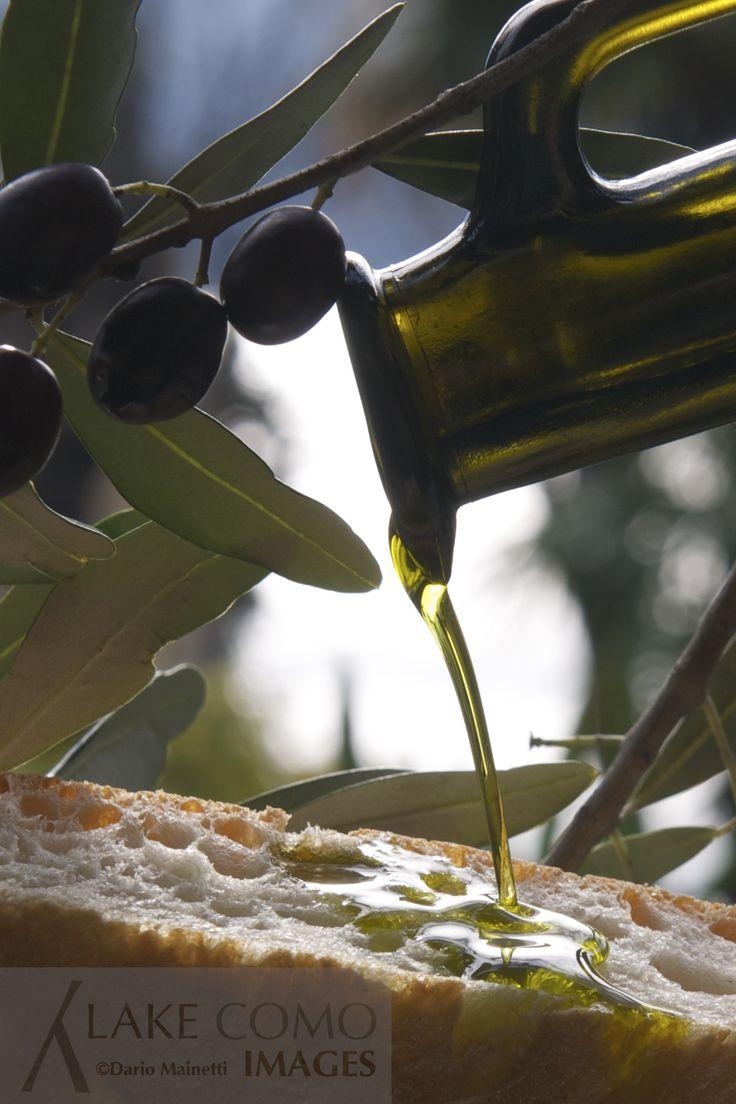 Lario food - Olio del Lago di Como_oil from lake como