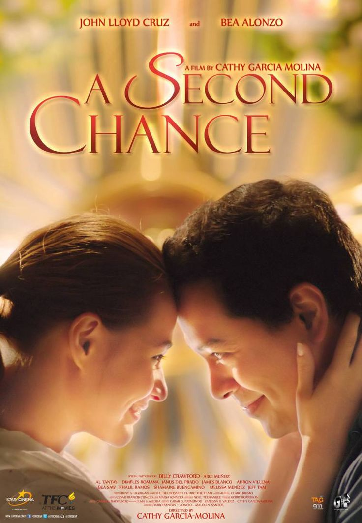 A Second Chance [2015] Starring: John Lloyd Cruz & Bea Alonzo
