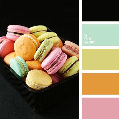 """""""пыльный"""" розовый, бирюзовый, бледно-желтый, бледно-розовый, зеленый, морковный цвет, нежные оттенки розового, оранжевый, оттенки желтого, пастельный розовый, подбор цвета, подбор цветового решения, розовый, салатовый, цвет вишневых макарун,"""