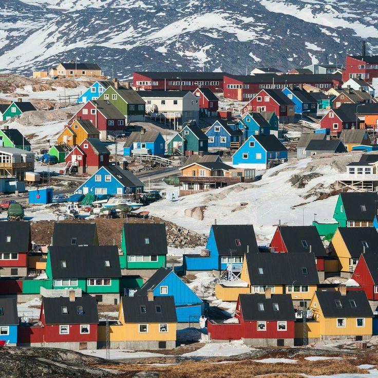 Groenlandia ❄