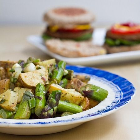 ...   skinny recipes   Pinterest   Potato Salad, Asparagus and Potatoes