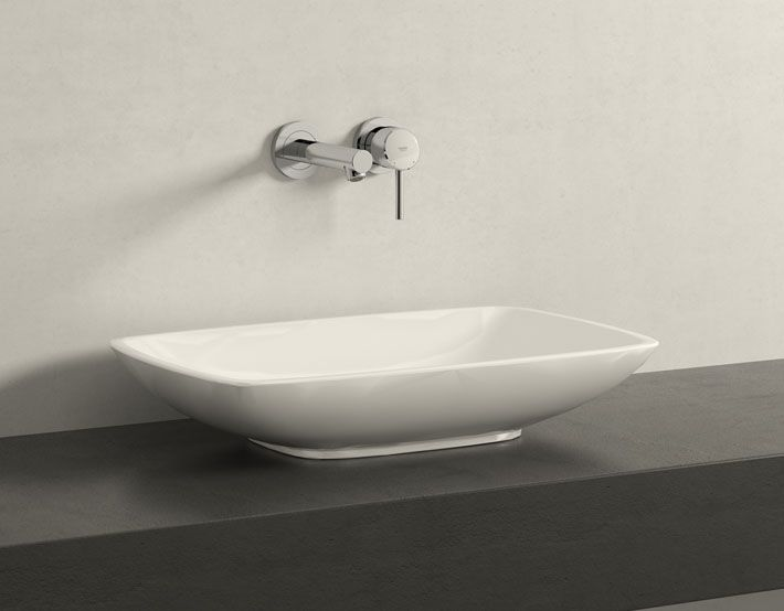 This is my GROHE BestMatch: GROHE Concetto M-SIZE   Villeroy