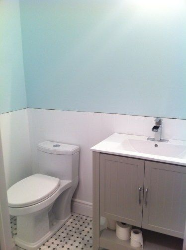 Aqua Room Paint