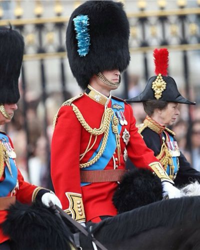 Trooping the Colour 2016