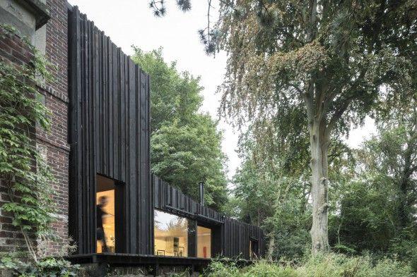 Black House / Marchi Architectes   AA13 – blog – Inspiration – Design – Architecture – Photographie – Art