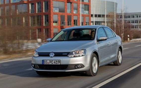 I think our next car will be a 2013 Jetta. Debating between the hybrid v. TDI...