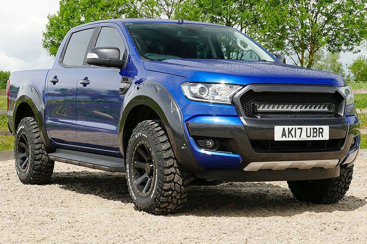 Just a quick preview of our new 2017 Desert Fighter. To complete this amazing vehicle we will be adding BFG AT tyres, our exclusive design rear Baja Chaser bar and DESERT FIGHTER to complete the look to this already stunning pickup. Watch this space as the finished vehicle will be on site ready for you to drive away very soon. We are delighted to offer a brand new Ford Ranger 3.2 Desert fighter finished in striking Performance Blue with contrasting anthracite extreme wheel arches, front and…