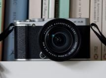 Fujifilm X-A2 review