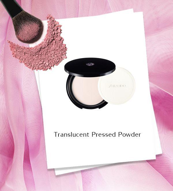 Per finire il make-up in bellezza: la cipria compatta Translucent Pressed Powder è da applicare dopo il fondotinta, per migliorare la tenuta, eliminare lucidità e ottenere un effetto omogeneo e raffinato. #Shiseido #makeup www.shiseido.it