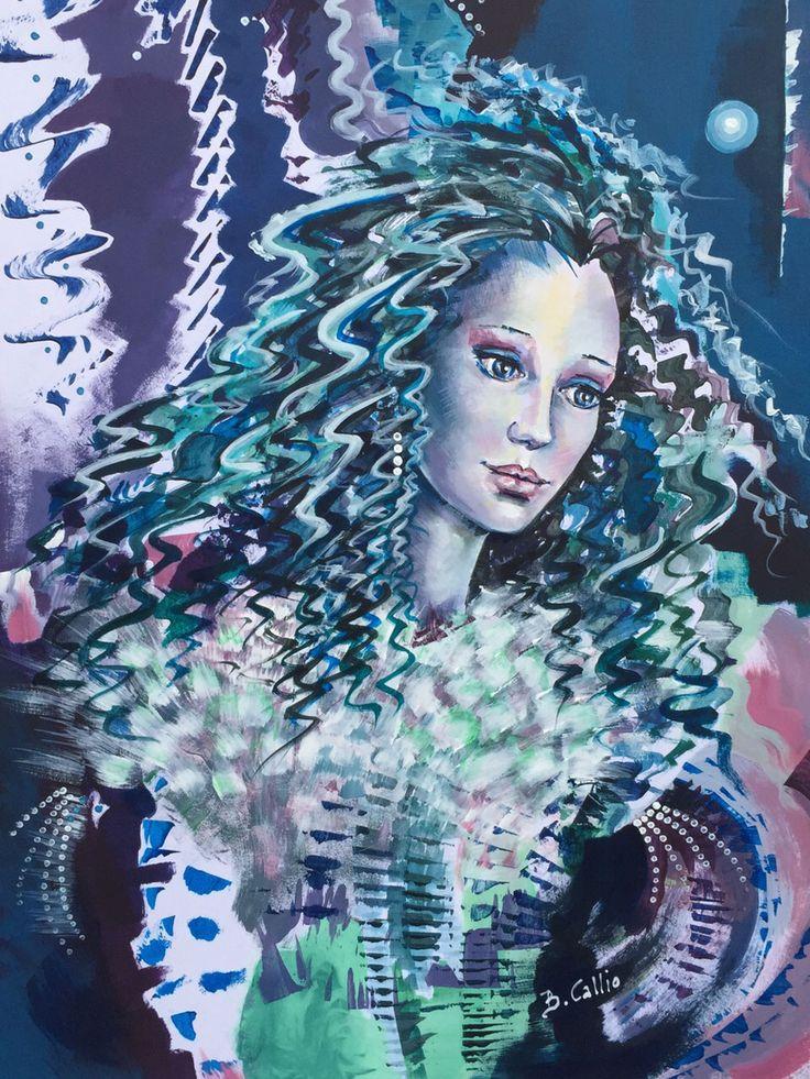 Femminilità 60×80 cm. acrilico su cartone telato 2015 Vote for this artwork!Please clickFacebook like,Twitter, PinterestandGoogle plus Vota questa opera!CliccaMi piacesu Facebook,Twitter, PinteresteGoogle plus Barbara Callio(Ovada– Italy)nata a Molare (Al), vive e lavora a Ovada (Al) con studio/esposizione permanente.Conseguita la maturità artistica al N. Barabino di Genova, da più di trentacinque anni si dedica allapittura e …