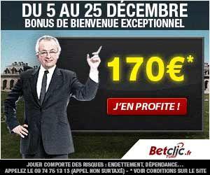 [FR] Le bonus de 1er dépôt passe à 170€ en décembre. Faire vite si on est intéressé.