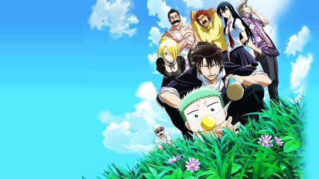 Beelzebub [Batch] Subtitle Indonesia - ANIME COLLECTION SAVE
