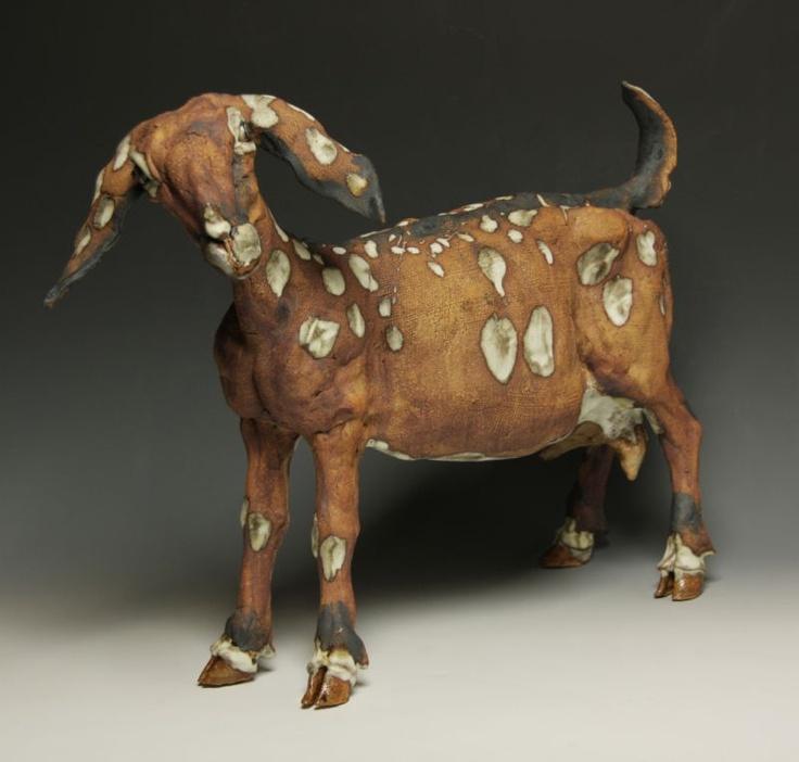 17 beste afbeeldingen over keramiek dieren op pinterest for Sculpture contemporaine