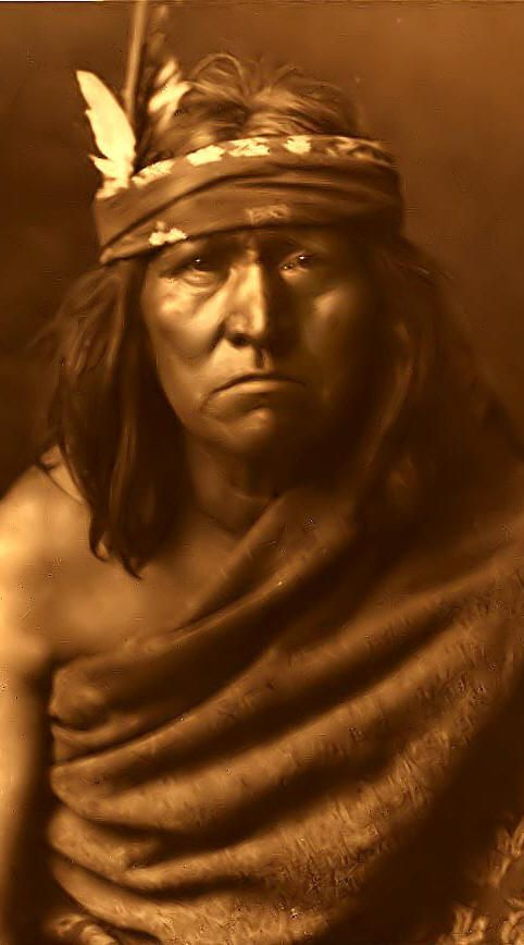 """""""Geronimo"""" as a chief and medicine man.  Geronimo battled  both Mexican and United States troops and became notorious for his daring exploits, raids,  and numerous escapes from the military. In the end, 38 men, women and children evaded 5000 U.S. Army troops and the Mexican authorities for twelve months. His warriors became the last major force of independent Indians who refused to acknowledge the United States Government. This ended September 4, 1886, when Geronimo surrendered to United…"""