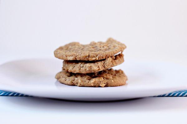 Biscoff Oatmeal Cookies - Cookie Monster Cooking