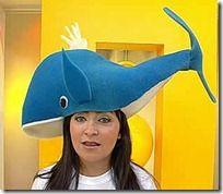 Sombrero en forma de ballena con moldes   idisfraz, ideas para tu disfraz