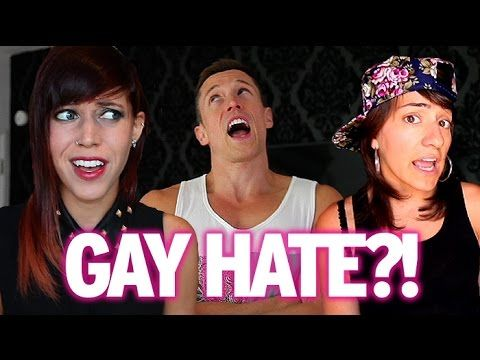LGBT YouTubers Read hate comments..(within the LGBT community/etc)