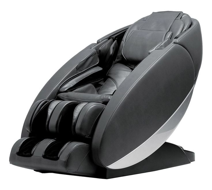 Human Touch Novo XT Premium Zero Gravity 3D Massage Chair Recliner Heat - Grey #HumanTouch