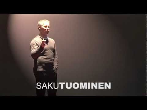 Saku Tuominen at TEDx Transmedia 2012 - 'Dreaming and Doing'