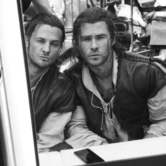 À l'international - La doublure de Chris Hemsworth et son régime monstrueux | HollywoodPQ.com