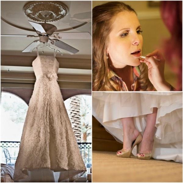 Alita Graham Wedding Dress. Las Vegas Wedding.  Photo by Alt F