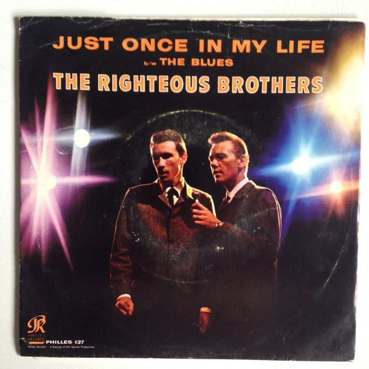 The Righteous Brothers album Just Once In My Life, featuring the superb  title track, took its bow on the Billboard Top LPs chart on 29 May