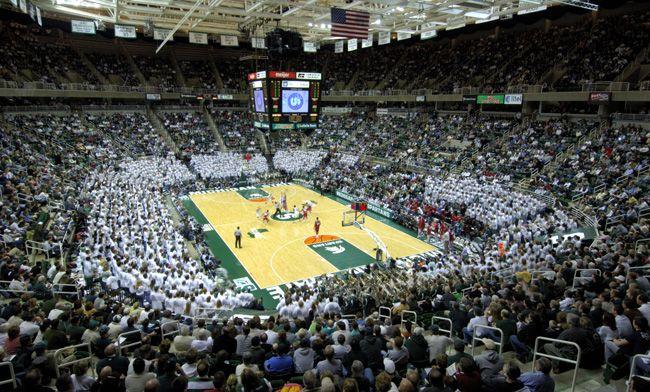 Breslin Center-Home of Michigan State University Basketball