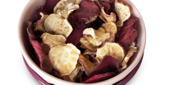 Chips de maçã com canela | SAPO Lifestyle (sem açúcar!!!)
