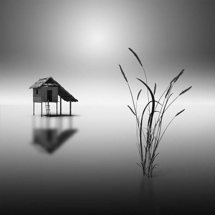 Minimalist Long Exposure Black and White Photography – Fubiz Media