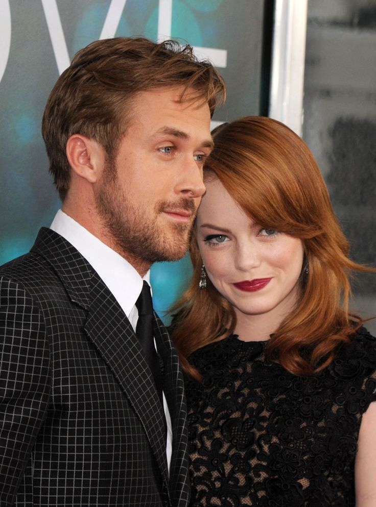 Finally, An Explanation For Ryan Gosling & Emma Stone's Crazy Chemistry #refinery29