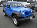 2012 Jeep Wrangler Unlimited Sport Bright Blue http://www.iseecars.com/used-cars/2012-jeep-wrangler-for-sale#