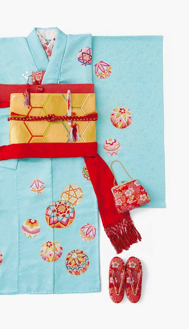 お祝着はプリキュアが人気。14年伊勢丹の七五三ファッション 21枚目