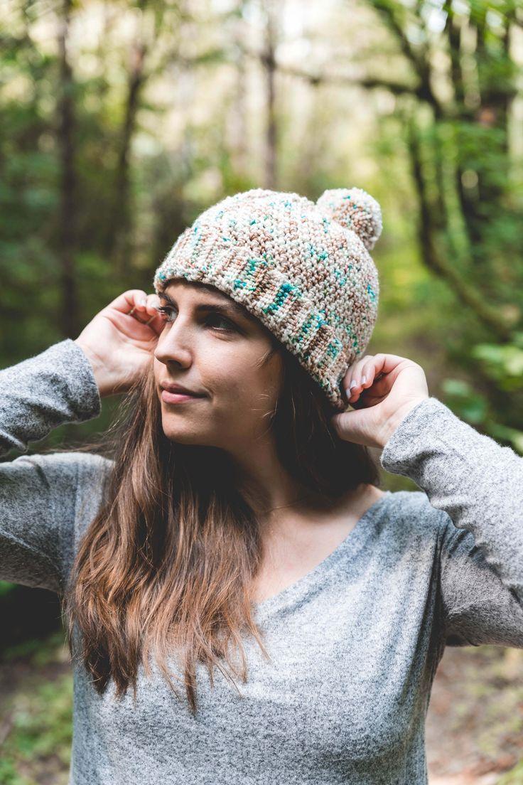 Crochet Avery Hat – Free Pattern – Crochet