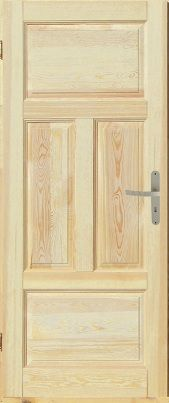 drzwi drewniane