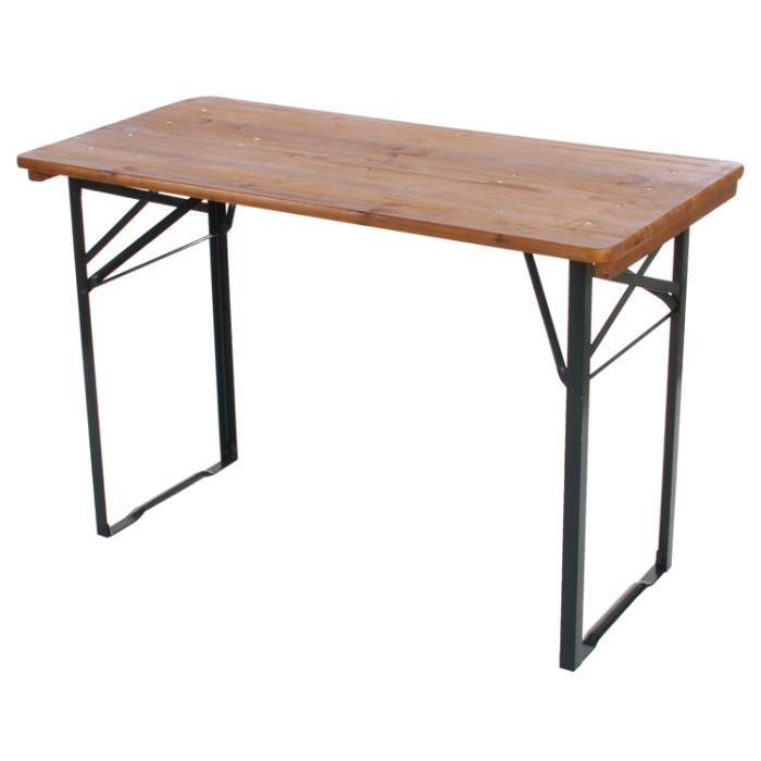 Table Pliable Jardin