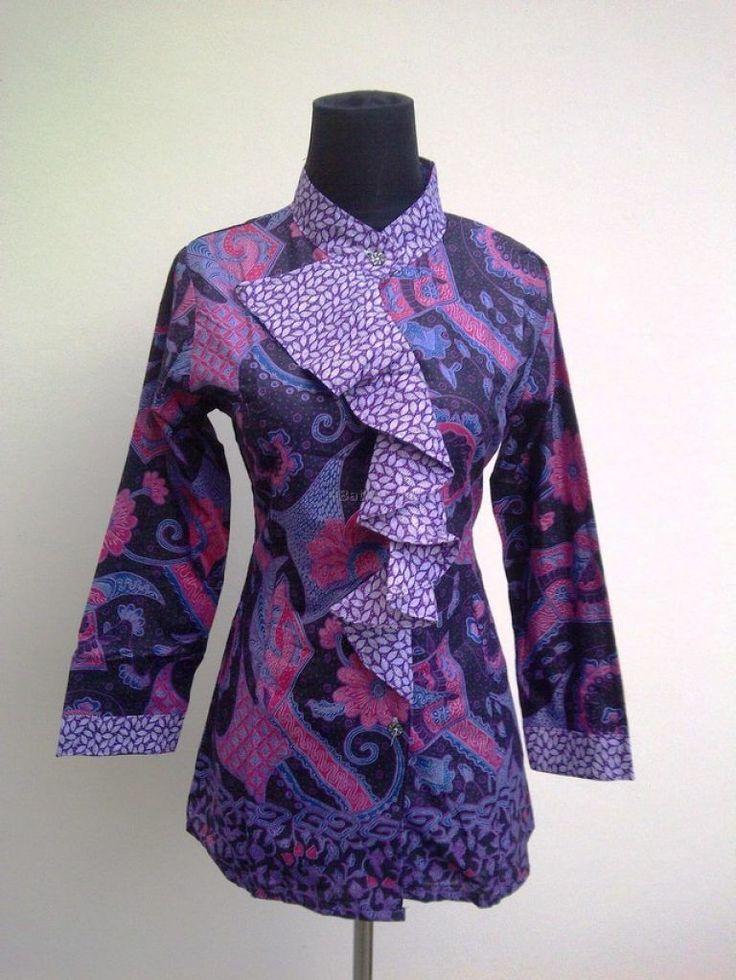 model baju atasan wanita lengan panjang terbaru, baju