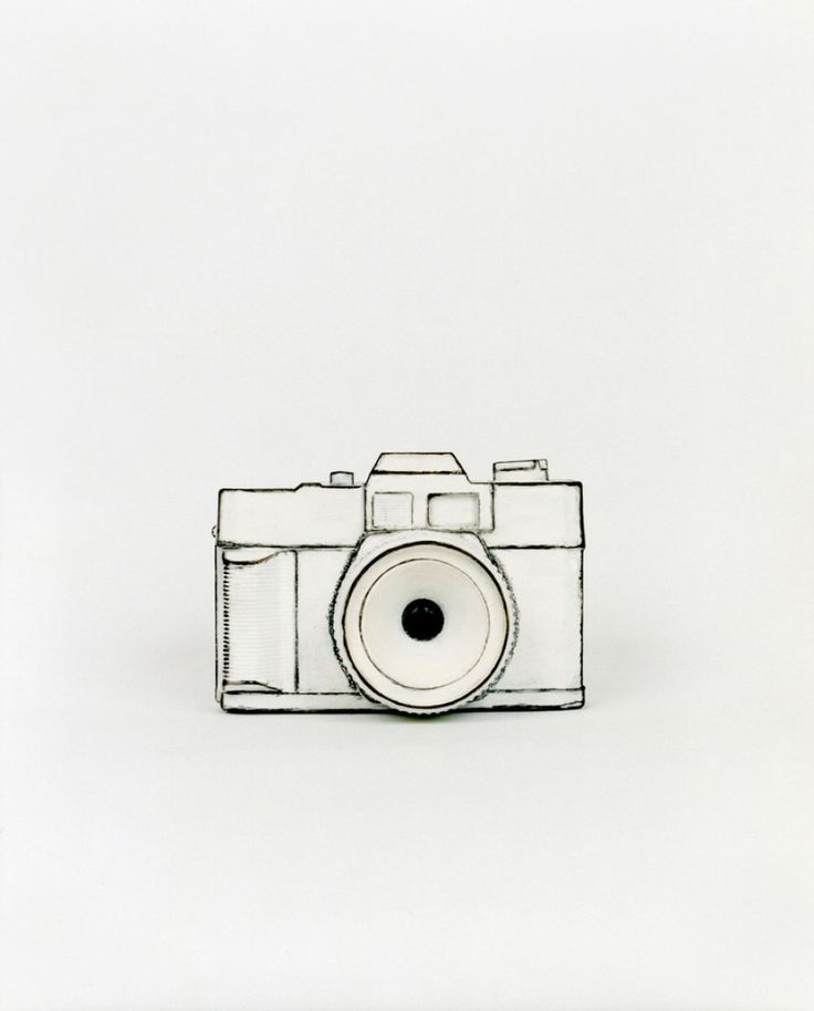 I love this concept and think it is brilliant. Forcing us to take a second look and to question what we perceive. 'Camera' by Cynthia Geig #cynthiagreig