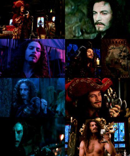 Captain Hook 2003 Fan Art