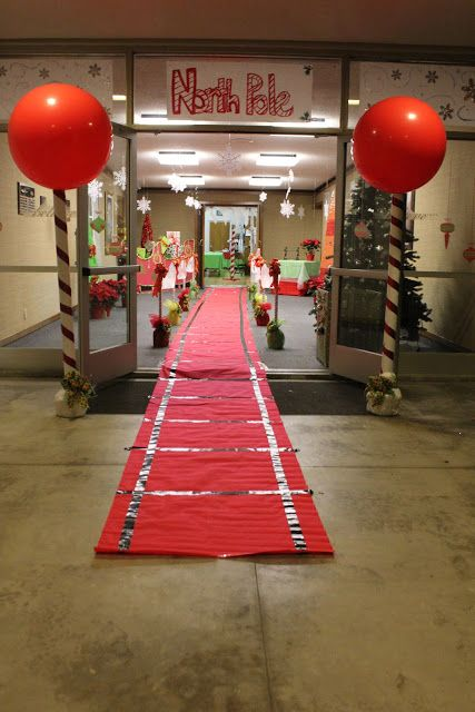 Polar Express Classroom Decoration Ideas ~ Best images about north pole on pinterest christmas