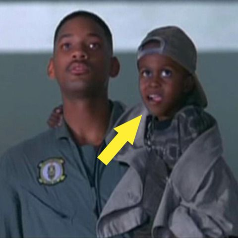 """Ross Bagley played the fearless alien-shooting kid -- opposite Vivica A. Fox and Will Smith -- in the 1996 sci-fi film """"Independence Day."""""""
