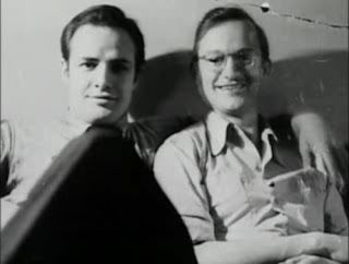 Marlon and Wally...The best of friends, Marlon Brando and Wally Cox. So glad we got a chance to experience them both...