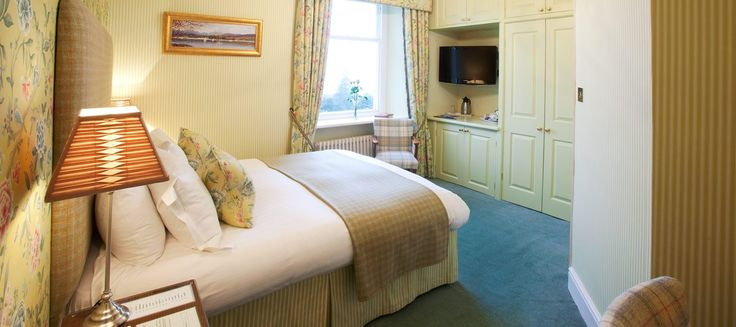 Thirlmere is a #SuperiorRoom on the 1st floor at #LindethFell, with good #LakeWinderere views. www.lindethfell.co.uk/bedrooms/thirlmere