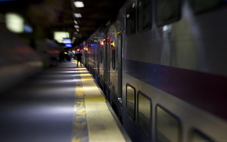 The Train Station by nprkr.deviantart.com on @deviantART