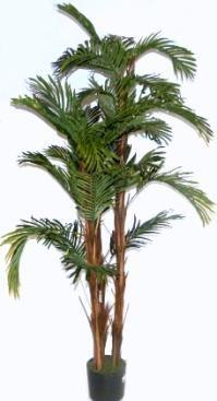 Kenya Palm Tree in Green 5ft - Artificial Tree